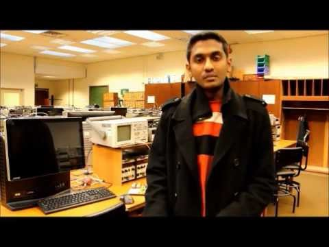 Nazeem Mohamed Aadil, from Sri Lanka, BEng Electrical and Electronic Engineering