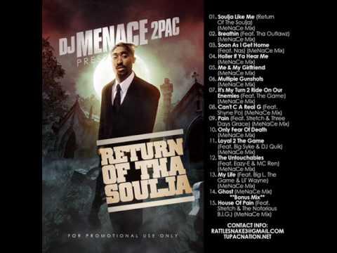 2Pac - Ghost (MeNaCe Mix A.K.A. C-Struggle Mix)