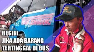 Begini Jika Ada Barang Tertinggal di Bus - BRT Part 2