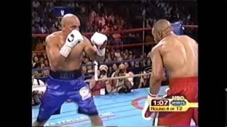 Roy Jones Jr vs Glen Kelly Highlights Plus K.O.