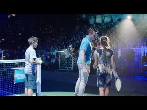 Event Emcee - American Express US Open