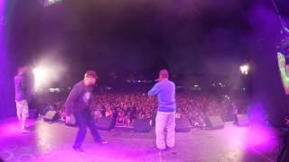 Black Tiger & MC Rony - Live Medley at Royal Arena Festival 2015