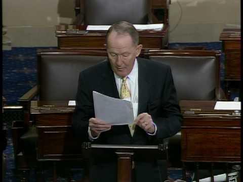 Senator Lamar Alexander On Judge Sonia Sotomayor