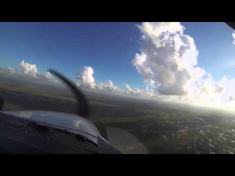 Flight 43: KISM KTMB Cross Country - IFR ATC C172 Private Pilot