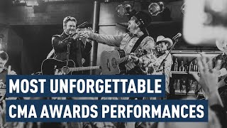 Unforgettable Performances | CMA Awards 2019