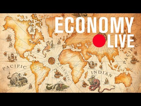 Global financial market risks: Entering unchartered territory | LIVE STREAM