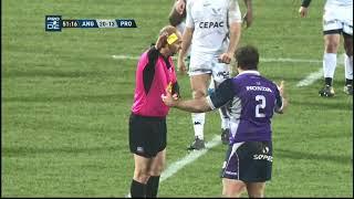 Résumé Angoulême – Provence Rugby