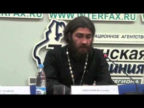 Владимир Ашмарин протоиерей, председатель епархиального общества трезвости в честь иконы Божией М