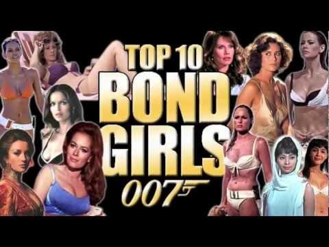 James Bond Top Ten Bond Girls