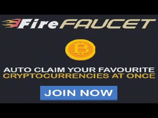 How to make internet money? With Fire Faucet - earn easy