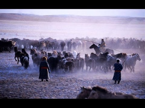 BBC Living with Nomads 3/3 Mongolia