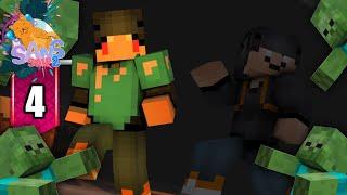 Minecraft Sans SMP S2 - Menyerang Markas Zombie! (4)