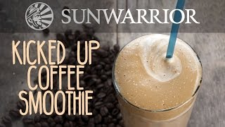 Kicked Up Coffee Smoothie | Marzia Prince