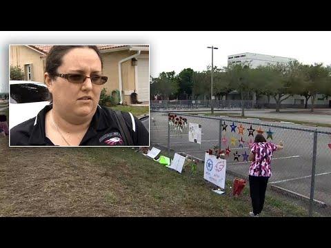 Teachers Return to Florida School Where 17 Lives Were Lost: