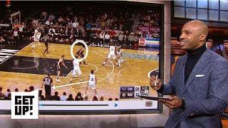 NBA film breakdown: Kemba Walker   Get Up!