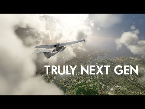 Flight Simulator 2020 - The Top Six Reasons People Are Excited For The New Sim