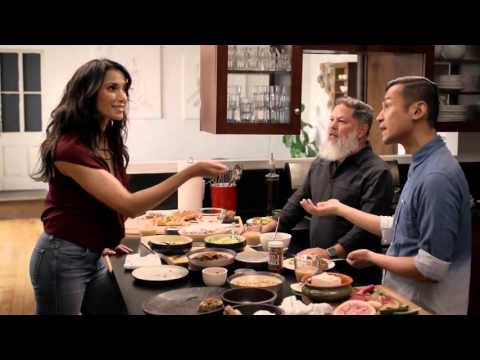 Padma Lakshmi Presents Sweet Meets Spicy Featuring Bad Seed Chili Granola - Tazo (R) Chai Latte