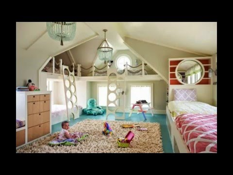 Best kids bedroom designs and ideas pictures youtube Marvelous bedroom designs for small rooms
