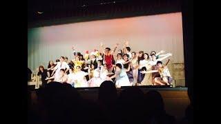 【グランプリ】 305クラス演劇 『美女と野獣』 愛知県立千種高等学校 2014年度学校祭 アンコールステージ