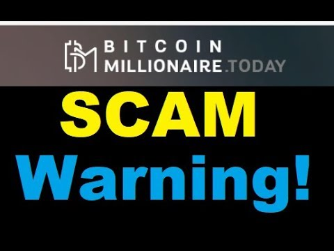 Bitcoin Millionaire Review - Proof Exposes Cheap SCAM!!! (DONT Join)