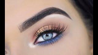 KKW X Mario Eyeshadow Palette | Eye Makeup Tutorial + DUPE?!