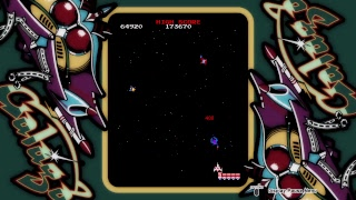 Galaga on PS4
