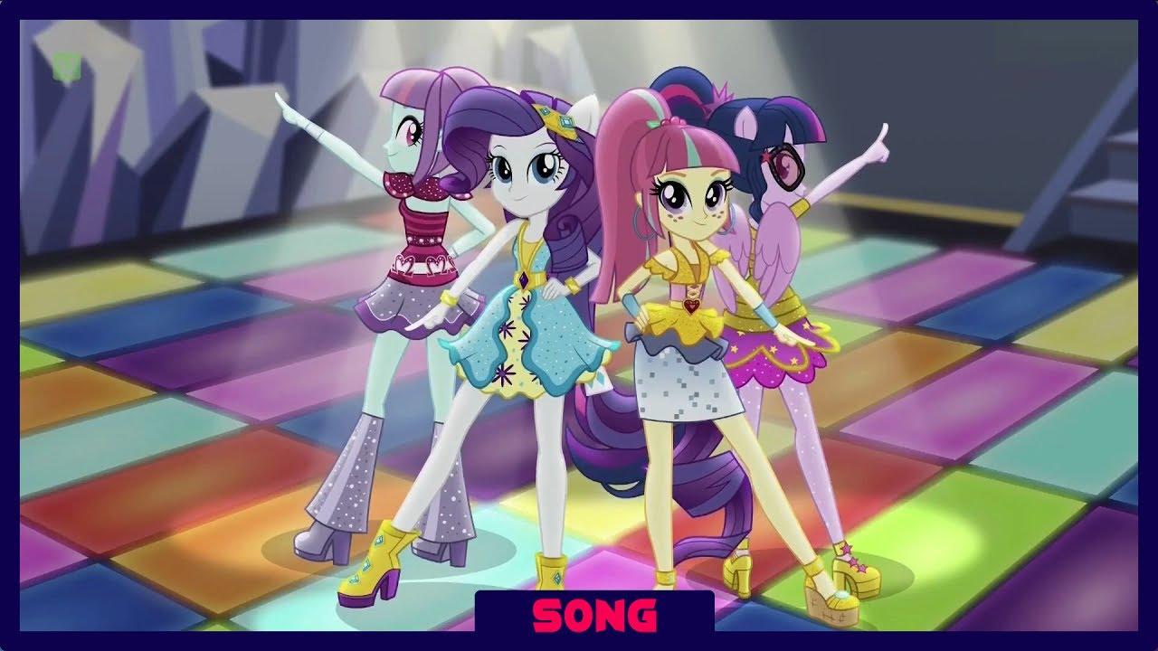 MLP Equestria Girls Dance Magic  Lyric HQ 1080p