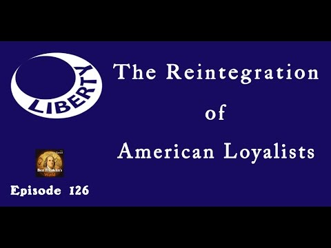 126 Rebecca Brannon, The Reintegration of American Loyalists
