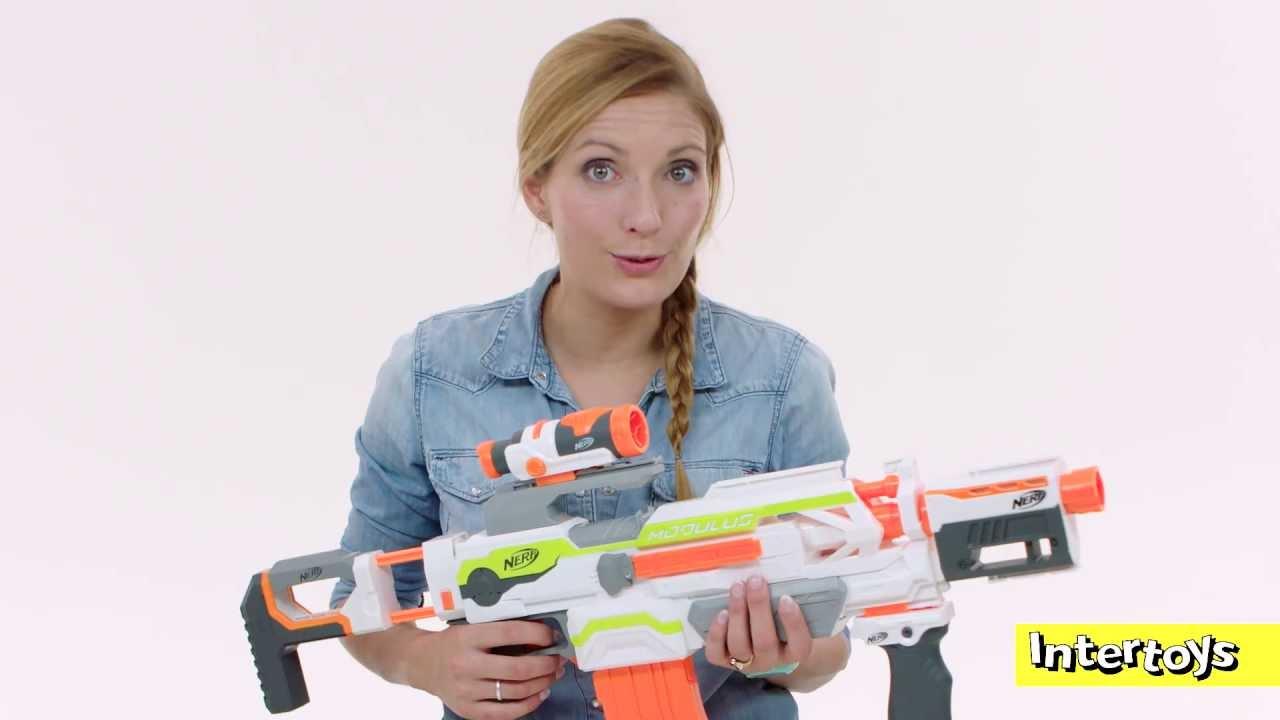 speelgoed geweer intertoys