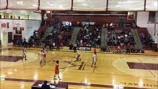 Kalamazoo Central High School vs  Portage Northern @ KC on 9 Jan 2018