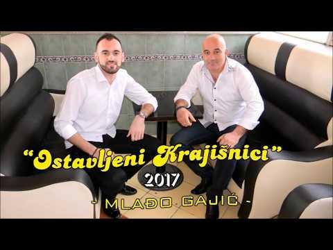 OSTAVLJENI KRAJIŠNICI  -  Mladjo Gajić          NOVO 2017 !!!