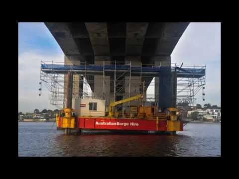 Australian Barge Hire - Sea Lift 6