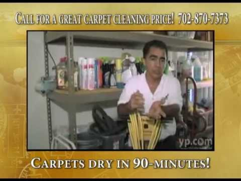Henderson NV Carpet Cleaning |  Ask about our 3 room $74 special