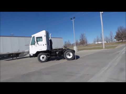 Kalmar Ottawa WT30 yard truck for sale | no-reserve Internet auction December 28, 2017