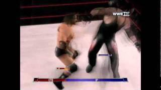 WWE Raw Impact 2011 PC GAME - Triple H vs. The Undertaker