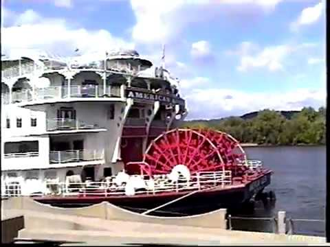 Mississippi River Trip 2003