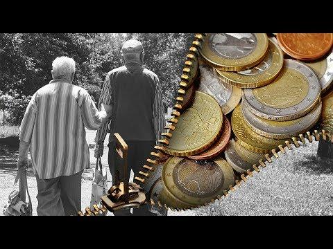 Die Rente ist nicht sicher - Der Beweis! Was tun?