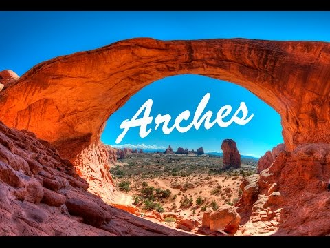 Arches National Park Utah 2017