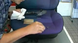 5  Ремонт ткани