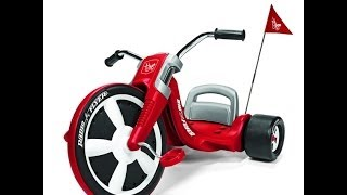 Radio Flyer Big Wheel #79 Video