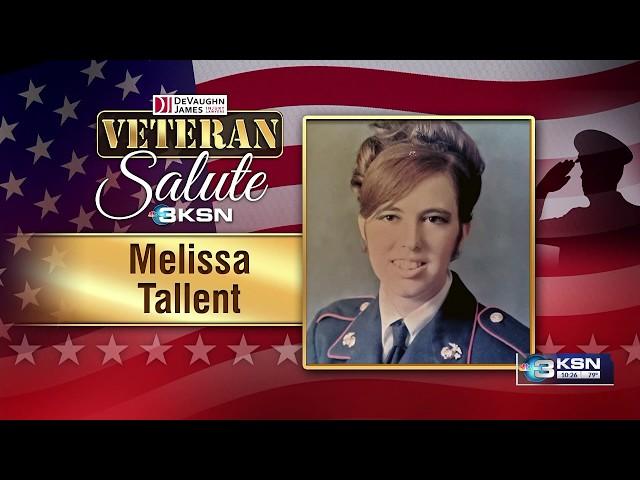 Veteran Salute: Governor's platoon of pretty women