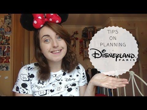 Tips on Planning Disneyland Paris