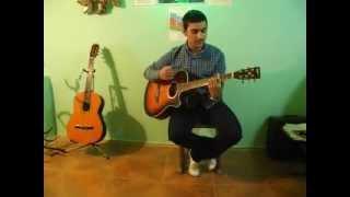Gitarist Mustafa