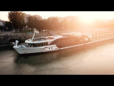 Danube River Cruise In Central Europe