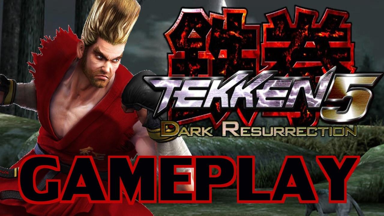 tekken 5 dark resurrection pc
