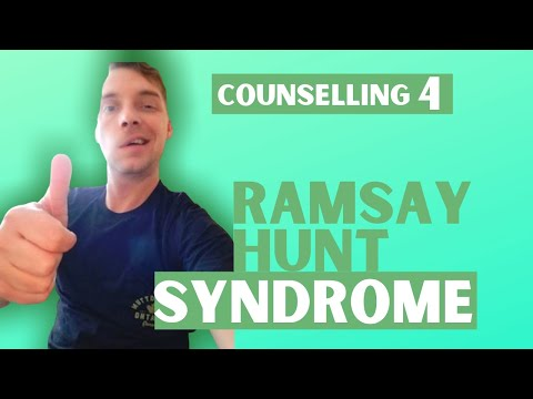 Going To Counselling From A Ramsay Hunter Syndrome Patient [ Mike Shoreman ]