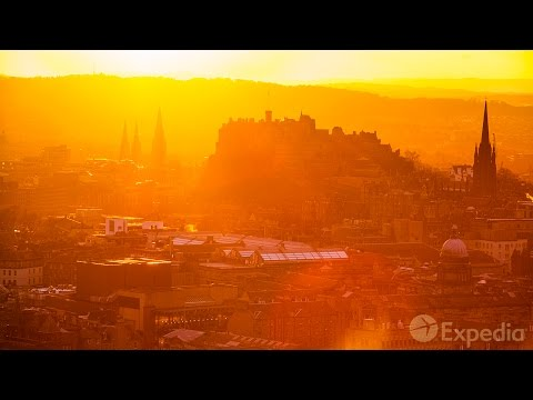Edinburgh City Video Guide | Expedia