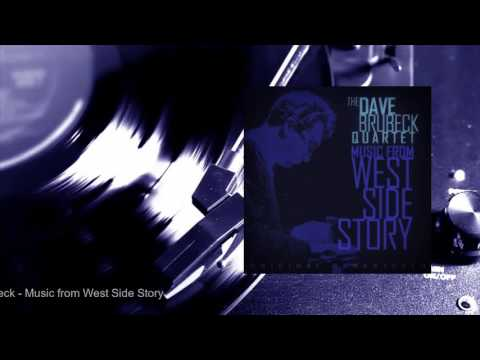 Dave Brubeck - Music From West Side Story (Full Album)