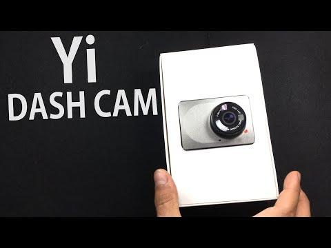 Yi Smart Dash Cam Unboxing & Setup