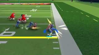 Dolphin Emulator 4.0.2 | Disney Sports Football [1080p HD] | Nintendo GameCube